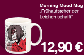Morning Mood Mug - Michael