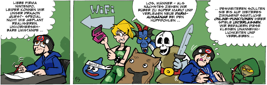 Dragon Quest IX (4) [Gastcomic ShenLong]
