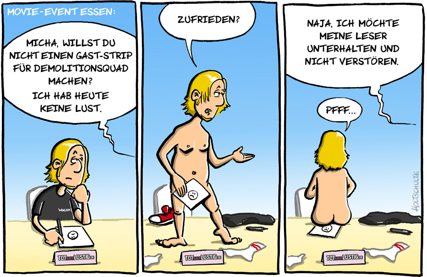 Gastcomic - Michael Holtschulte