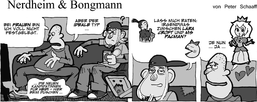 Frauen (Gastcomic - Peter Schaaff)